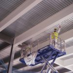 Commercial Building Fireproofing